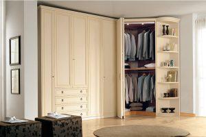 Шкаф для одежды — бережное хранение вещей!