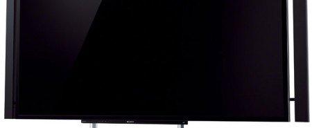 Sony анонсировала 84-дюймовый 4K-телевизор