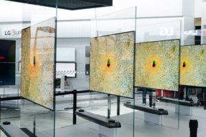#CES | 2,57-миллиметровый телевизор LG стоит почти 20 тысяч долларов