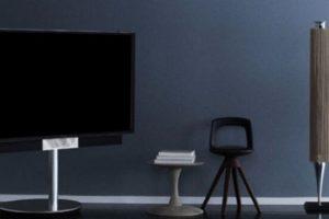 BeoVision Avant. Роскошный и неимоверно дорогой 55-дюймовый 4K-телевизор от Bang & Olufsen