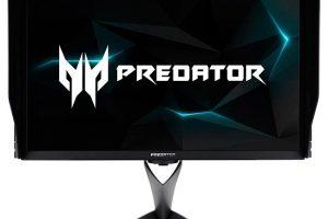 Predator X27: новый флагманский монитор Acer с HDR и G-Sync»