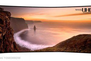 Samsung и LG анонсировали 105-дюймовые изогнутые телевизоры