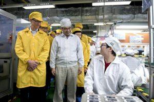 Foxconn построит завод по производству дисплеев в США