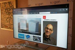 #CES | Kogan показала очень доступный 55-дюймовый 4K-телевизор за 900 долларов