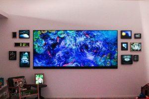 Microsoft создала собственный 120-дюймовый 4K-телевизор