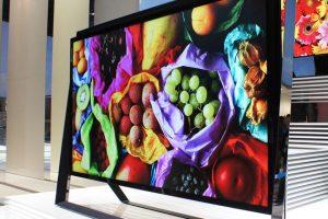 Samsung собирается начать продажу 4K-телевизора за 40 тысяч евро