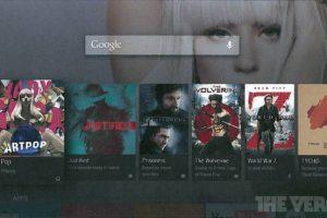 Google готовит Android TV — гибрид ТВ-приставки и игровой консоли