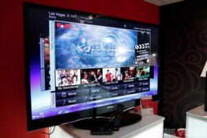 В Китае дебютировали телевизоры Lenovo smart TV