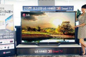 84-дюймовый телевизор LG UD 84LM9600  анонсирован для США