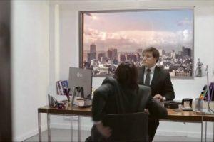 Гениальная реклама-розыгрыш телевизоров LG сверхвысокой четкости