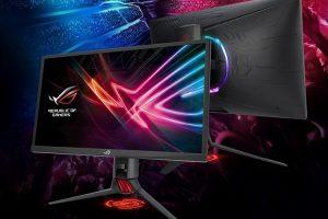 ASUS ROG Strix XG248Q: игровой монитор с частотой обновления 240 Гц»