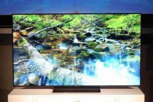 Samsung готовит телевизор с потрясающим разрешением