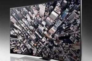 #CES | Samsung показала изогнутые Ultra HD-телевизоры