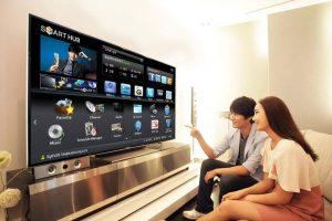 Телевизоры Samsung начали встраивать рекламу в пользовательский контент