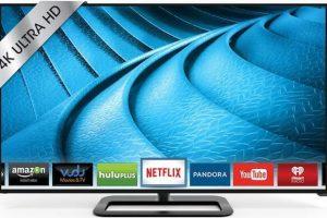 Доступные 4K-телевизоры Vizio наконец-то поступили в продажу